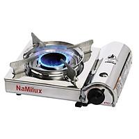 Bếp Gas Mini Cao Cấp NaMilux NA-182AS/PM1811AS- Inox-Hàng Chính Hãng.