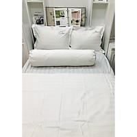 Bộ Bọc Chăn Ga Gối 100% Cotton Sateen Cao Cấp Hàn Quốc CASA BELLO-Elegance (5 món)