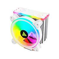 Quạt tản nhiệt CPU VSPTECH V400 Plus ARGB - Hàng nhập khẩu