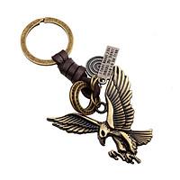 Móc chìa khóa nam móc chìa khóa ô tô xe máy hình đại bàng