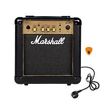 Ampli Marshall MG10 Gold (Công Suất 10W) Amply Đàn Guitar Điện Combo Amplifier MG10G Hàng Chính Hãng - Kèm Móng Gẩy DreamMaker