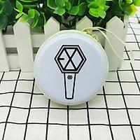 Hộp đựng ví tròn đựng tai nghe EXO