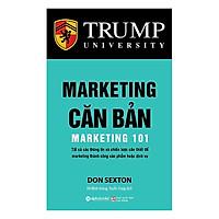 Marketing Căn Bản (Tặng Kèm Bookmark Tiki)