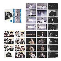Set 30 ảnh Lomo card BTS Map of the soul 7