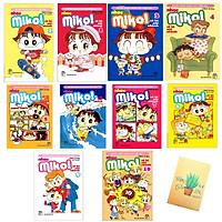 Combo Nhóc Miko! Cô Bé Nhí Nhảnh( tập 1-10)