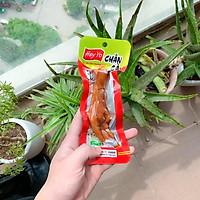 Chân gà cay ướp xì dầu thơm ngon đồ ăn vặt ZonZon ( 40g )