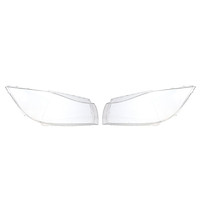 Headlight Clear Lens Cover Front Headlamp Plastic Shell For BMW E90/E91 2005-08 (1 Pair)