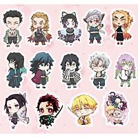 60 ảnh sticker Kimetsu no Yaiba