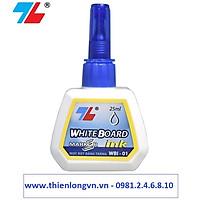 Mực bút lông bảng Thiên Long WBI-01 mực xanh