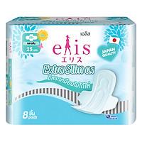 Băng Vệ Sinh Elis Extra Slim 0.1 MP 25 cm (8 Miếng / Gói)