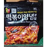 Bột sốt nấu bánh gạo tokbokki 1kg - 떡볶이 양념 소스