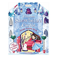 Princess Snowbelle'S Castle Sticker Activity Book (Christmas books)