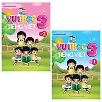 Combo Vui Học Tiếng Việt Lớp 3 - Tập 1 Và 2 (Bộ 2 Tập)