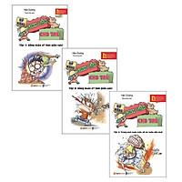 Combo Sách: Kỹ Năng Sinh Tồn Cho Trẻ - Sống Khỏe Ư? Đơn Giản Cực! (Tập 1+2) + Kỹ Năng Sinh Tồn Cho Trẻ - Tập 3 : Trong Nhà Chưa Chắc Đã An Toàn Đâu Nhé