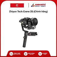 Gimbal chống rung Zhiyun Tech Crane 2S (Chính hãng)