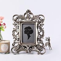 Khung ảnh để bàn cao cấp KA011 - Khung ảnh chất liệu nhựa phong cách cổ điển