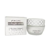 Kem dưỡng trắng da chống lão hóa Collagen 3W CLINIC COLLAGEN WHITEINING CREAM