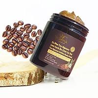 Tẩy tế bào da chết toàn thân từ hạt Cà phê xay nhuyễn và Dầu dừa Tabaha 250ml