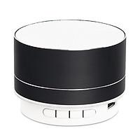 Wireless Bluetooth Speaker Metal Mini Portable Sound with Mic TF card FM radio AUX MP3 Music Play Loudspeaker