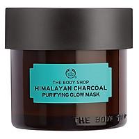 Mặt Nạ The Body Shop Himalayan Charcoal Purifying Glow (75ml)
