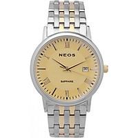 Đồng hồ NEOS N-30859M bạc phối vàng (nam)