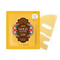 Mặt nạ dưỡng da mặt koelf GOLD Royal Jelly Hydrogel - Hộp 5 cái