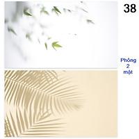Tấm phông nền chụp ảnh 2 mặt 60x90cm mã 38