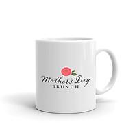 Cốc Sứ Cao Cấp In Hình Happy Mother Day , Ngày Của Mẹ - Mẫu022