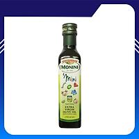 Dầu Oliu Organic Cho Bé Monini 250ml (Italy)