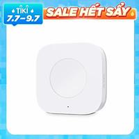 Aqara WXKG11LM Intelligent Wirelessly Switch Portable One-Button Device Control Intelligent Devices - White
