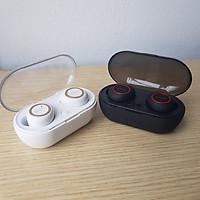 Tai Nghe Bluetooth  D76 2 Tai Có Dock Sạ - Hàng Nhập Khẩu