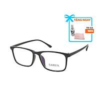 Gọng kính, mắt kính chính hãng SARIFA LD2412 C1 - Tặng 1 khăn và nước lau