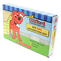 Clifford Big Red Adventure Boxed Set (With CD)