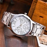 Đồng hồ thời trang nam nữ dây kim loại cao cấp cực đẹp lịch lãm ZO99