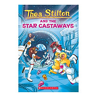 Thea Stilton Book 07: Thea Stilton And The Star Castaways