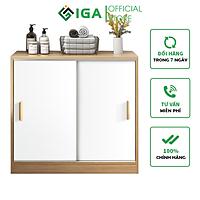 Tủ Đồ Đa Năng Cánh Trượt Thông Minh Tiết Kiệm Diện Tích Thương Hiệu IGA - 148