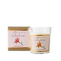 Nến thơm tinh dầu Le Jardin de Julie mùi FLEUR DE LYS
