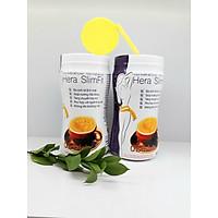 Combo 2 hộp Sữa hỗ trợ giảm cân Hera SlimFit 500gr/hộp - Tặng Kèm Bông Rửa Mặt