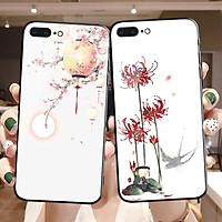 Ốp lưng dành cho iphone kính japan style cho iphone 6 s plus 7 8 plus Xr X s max 11 11 pro max 12 mini 12 pro max