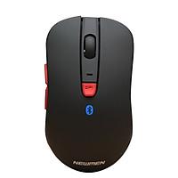 Chuột không dây Newmen D358 kết nối Bluetooth 4.0 & Wireless 2.4Hz - Hàng Chính Hãng