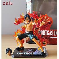 Mô hình nhân vật Ace Hỏa Quyền đảo hải tặc One Piece