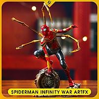 Mô Hình Spider Man Infinity War ARTFX