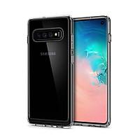 Ốp lưng Samsung Galaxy S10 SPIGEN Crystal Hybrid - Hàng chính hãng
