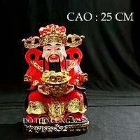 TƯỢNG ÔNG THẦN TIỀN [ COMPOSITE CAO CẤP]