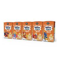 Thùng sữa uống dinh dưỡng vị chua Nutricare Metacare Yoyo (Hương CAM)- tinh anh cao lớn hơn (110ml x 48 hộp)