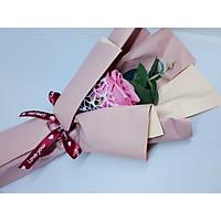 Quà 20-10 . Hoa hồng miss 1 bông - Giao màu ngẫu nhiên