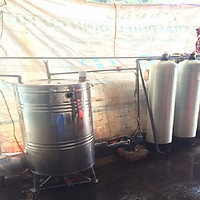Bộ lọc nước giếng khoan CTH-C2-250