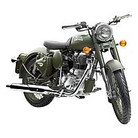 Xe Motor Royal Enfield Classic 500 EFI - Xanh quân đội