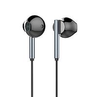 Tai nghe nhét tai kim loại SENDEM U209 Jack cắm 3.5mm - Kèm túi đựng tai nghe cực chất - 4 lõi loa cao cấp - Giảm tiếng ồn - Âm thanh HIFI HD cực đỉnh - Dây dài 1.2M - Hàng chính hãng