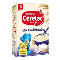 Bột Ăn Dặm Nestlé Cerelac - Gạo Sữa Dinh Dưỡng...
